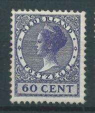 1924TG Nederland Veth zonder watermerk NR.162 postfris mooi zegel..