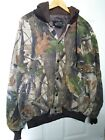 REDHEAD BASS PRO SHOPS Quilted   HOODIE JACKET SIZE XLT