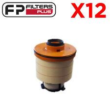 12 x FKN1502 Fuel Filter Hilux & Fortuner 2.8L & 2.4L 233900L070 - Workshop Pack