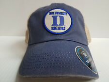 Duke Blue Devils Cap TOW Mesh Snapback Adjustable Hat NCAA