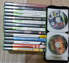 Bulk Lot - 28 Microsoft Xbox Games - Various Titles & Genres