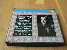 Scimone - Rossini : Armida - Gasia, Merritt, Ford, Matteuzzi - 2CD Europa Musica