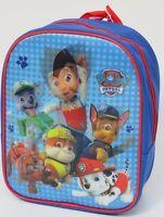 Paw Patrol Boy Girls My Little Pony Frozen Cars Backpacks Girls Boys School Bags