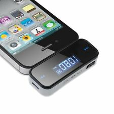 3.5mm In-car Wireless Fm Transmitter for iPhone 6 6S Plus Samsung Galaxy