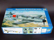 Trumpeter 1/24 02408 Messerschmitt Bf109 G-6 Late Version