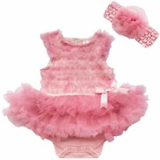 Tulle Tutu Party Dresses (0-24 Months) for Girls