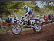 Photo Yammaha HL500 #39 Hennie Wullink Int. Sidecar Cross Lochem (NED) 1980