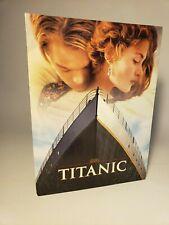 1997 'TITANIC' MOVIE ORIGINAL PRESS KIT - 14 STILLS - ALL TIME BOX OFFICE GIANT