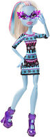 Monster High Abbey Bominable GEEK SHRIEK Nerd Alarm OVP CGG93