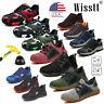 Men's Safety Work Shoes Indestructible Steel Toe Ventilation Bulletproof Boots M
