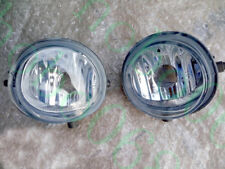 2Pcs For Mazda CX-5 2012-16 Car Front Fog Light Decoration Covers without BULB