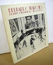Bernardo Marques Desenho e Ilustraco dos Anos 20 e 30 1982