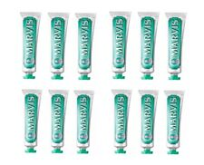 Marvis Classic strong mint toothpaste 85ML Pack Of  12 (new & Boxed) new sizes