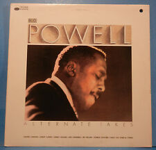 BUD POWELL ALTERNATE TAKES LP 1985 ORIG DMM AUDIOPHILE GREAT COND!VG+/VG+!!