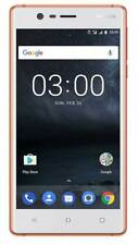 NOKIA 3 Dual-Sim, Smartphone, 16 GB, Android 7, 5.2 Zoll, Kupfer weiß DUAL T3252