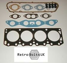 Ford Xflow Cylinder Head  Gasket Set - Mk1 Mk2 Escort Cortina Anglia (Crossflow)