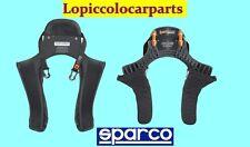 COLLARE HANS 20° tg M/L IN PVC ECONOMICO (sistema di sicurezza )USO COMPETIZIONE