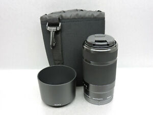 Sony E-Mount 55-210mm f/4.5-6.3 Aspherical IS OSS Lens SEL55210