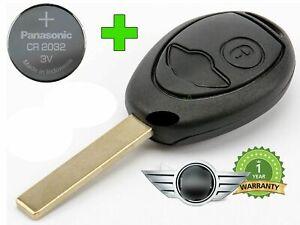 Guscio ORIGINALE IEA chiave scocca per telecomando cover compatibile mini cooper