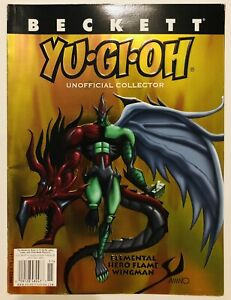 Unofficial Collection Yu-Gi-Oh Beckett Oct/Nov, 2005 #20