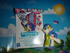 My Little Pony Friendship is Magic wave 19 Blueberry Curls mini blind bag Loose