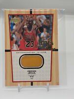 Michael Jordan 1999-00 Upper Deck MJ's Final Floor Jumbo Piece Of Floor