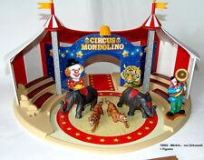 Märklin 78092 - 1 Cirkuszelt + 5 Figuren aus Startp. Spur HO  Neu OVP