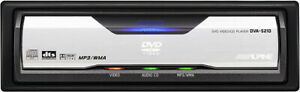 BRAND NEW Alpine DVA-5210 DVD/Video CD/CD Player