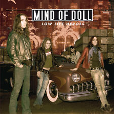 Mind of DOLL-Low Life Heroes (CD)