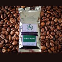 "MHAKBURI COFFEE ""OMKOI ESTATE"" 100 % Arabica Roasted from Thailand Whole Beans"