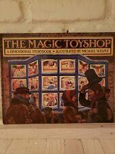 The Magic Toyshop Pop-up Book Michael Welpley