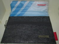 Piedmont American Airlines Heritage Collection Amenity bag Gray Empty NO tag