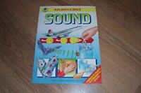 Sound (Fun with Science S.), Cash, Terry, Very Good, Paperback