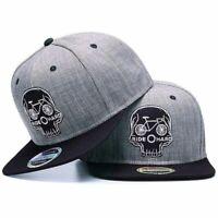 Hip Hop Baseball Caps Sports Hats Men Women Cool Adjustable Snapback Flat Brim