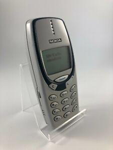 Nokia 3330 weiß guter Zustand Simlockfrei 12 Monate Gewährleistung
