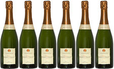 6 bottiglie di CHAMPAGNE BRIGANDAT BRUT TRADITION Pinot noir 95%- Chardonnay 5%