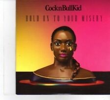 (DF513) Cock n Bull Kid, Hold On To Your Misery - 2011 DJ CD