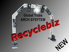 Global Truss DJ / Band Arch System Lighting Truss 10' x 8' & Carry Bag! In Stock