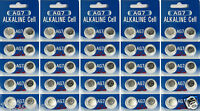 50 AG7 LR927 395 SR57 1.5 Volt  Alkaline Cell Watch Batteries Ships From USA