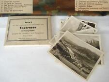 1930s German Photo Album w/Landscape Photos