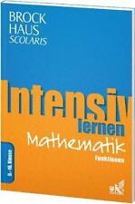 Brockhaus Scolaris Intensiv lernen Mathematik 9.-10. Klasse (2013, Taschenbuch)