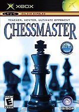 Chessmaster (Microsoft Xbox, 2004) - WORLDWIDE SHIPPING