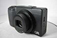 Ricoh GR II 16.2MP Compact Digital Camera [Exc+++] With Charger From Japan