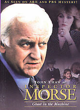 Inspector Morse - The Ghost in the Machine (DVD, 2002) New Factory Sealed!