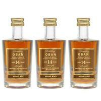 Oban 14YO 5cl Sample Miniature Highland Single Malt Scotch Whisky