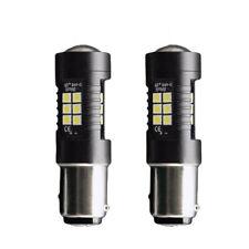 1157 BAY15D P21W 3030 21SMD LED Car Tail Backup Reverse Light Bulb 1200Lm White