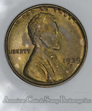 1c One Cent Penny 1939 D MS67 RD NGC Lincoln Wheat Old No Line Fatty Holder