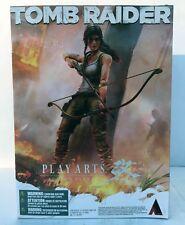 Play Arts Kai Tomb Raider Lara Croft Action Figure NEW & MISB 100% Authentic
