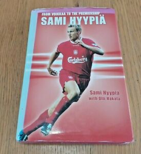 Sami Hyypia, From Voikkaa to the Premiership (Hardcover, 2002), autobiography