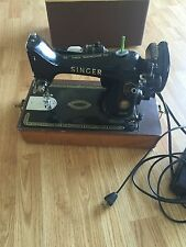 Singer 99K Heavy Duty Vintage Sewing Machine